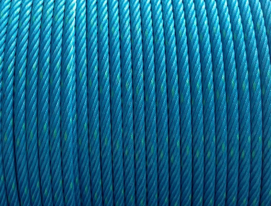 Steel wire ropes | Pakhus 5